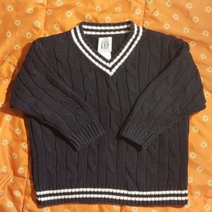 Baby Gap cable-knit sweater (18-24 m)